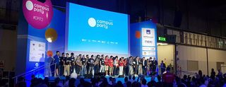 Campus Party: CPIT2