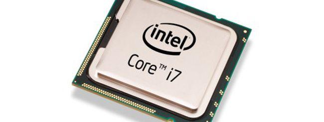 Core i7-2700K: Sandy Bridge arriva a 3,5 GHz