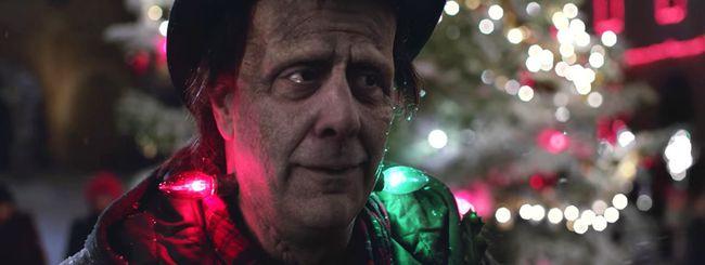 Natale con Frankenstein, il commovente spot Apple