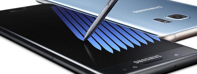 Samsung annuncia il Galaxy Note 7