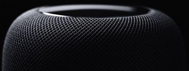 iPhone 8: scansione volto dal firmware di HomePod
