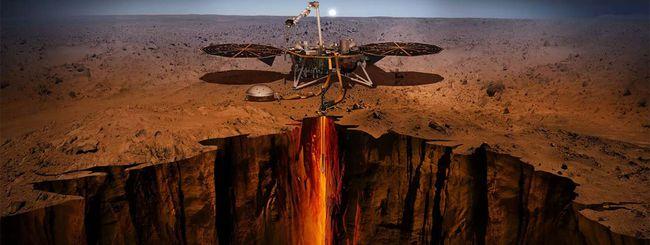 Diretta NASA InSight, atterra oggi su Marte