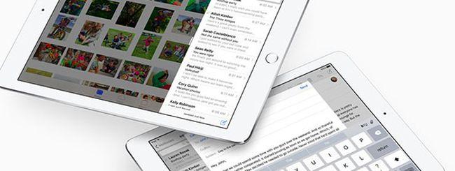 iPad Mini 4 potrebbe supportare Split View
