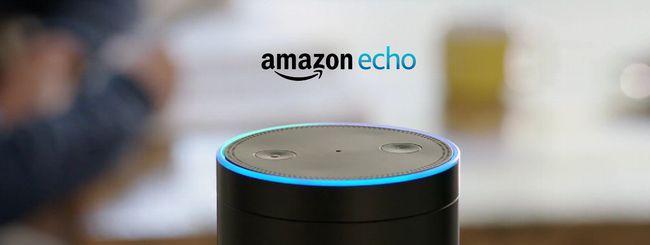 Amazon Echo, un altoparlante smart per la casa