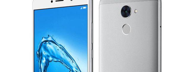 Huawei Y7 Prime, lettore di impronte e Android 7.0