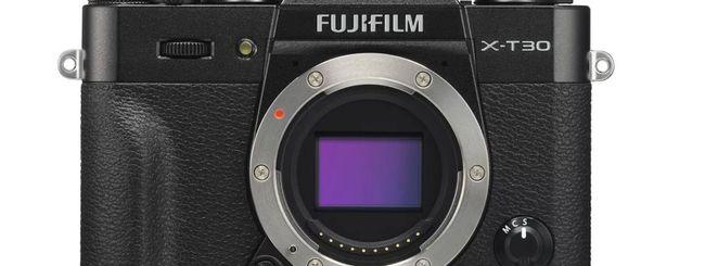 Fujifilm presenta la nuova mirrorless X-T30