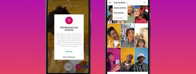 Instagram Live, le dirette si allungano fino a 4 ore