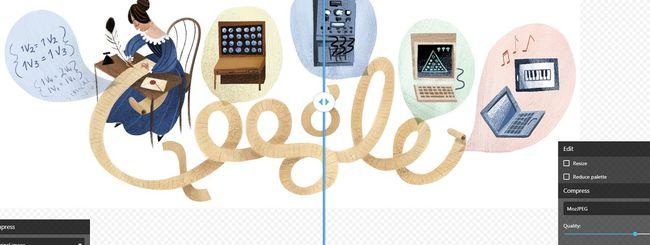 Google con Squoosh per ottimizzare le immagini
