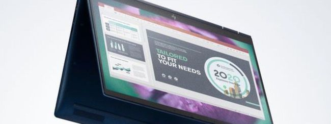 HP Elite Dragonfly x360, leggerezza e design