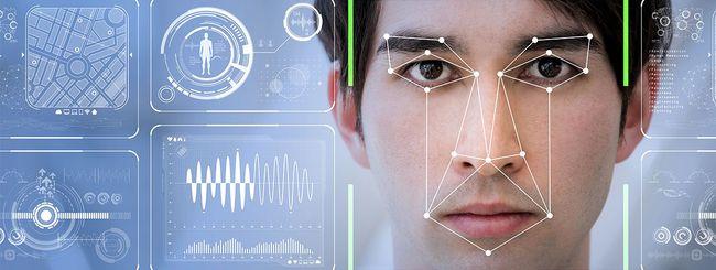 Google cauta sul riconoscimento facciale