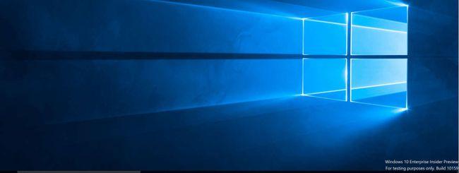 Windows 10 Insider Preview, build 10159: le novità