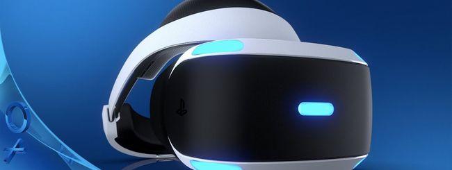 Sony annuncia il PlayStation VR: ad ottobre a 399€