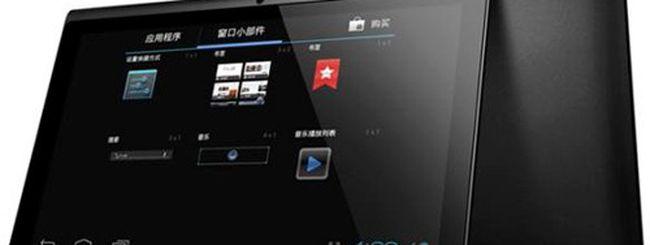 Hyundai A7HD, tablet Android 4 da 7 pollici economico