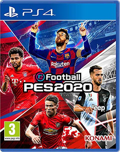 eFootball PES 2020 (Playstation 4)