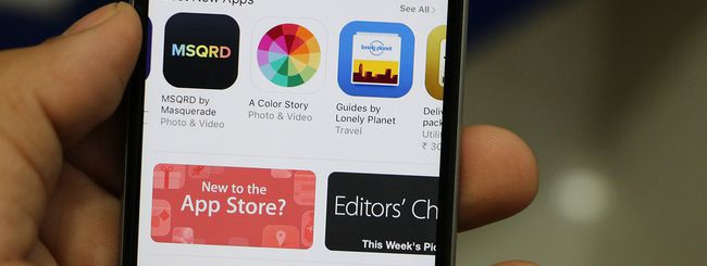 Apple: momentanei problemi con alcuni servizi