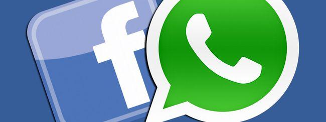 Facebook compra WhatsApp: tutti i dettagli