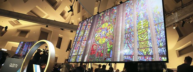 CES 2017: i nuovi TV Samsung con tecnologia QLED