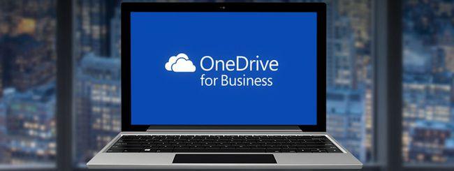 Microsoft aggiorna OneDrive for Business