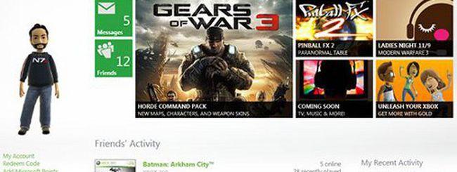 Xbox.com si aggiorna e diventa più social