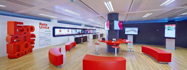 Vodafone apre un centro per le aziende