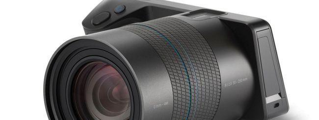 Lytro Illum: ecco la nuova fotocamera light field