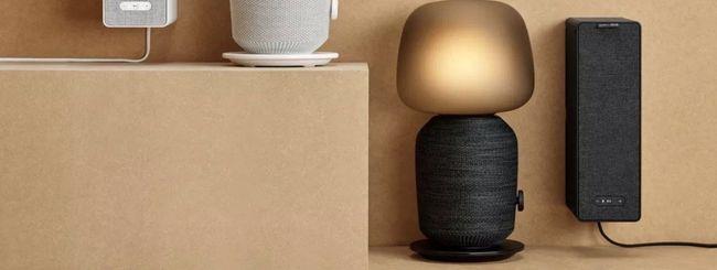 Sonos con Ikea per un nuovo concetto di speaker