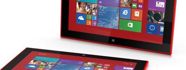 Nokia Lumia 2520, ecco il primo tablet di Nokia