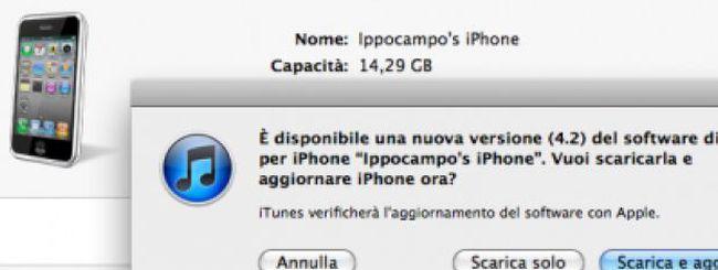 iOS 4.2 ora disponibile per il download [Aggiornato]