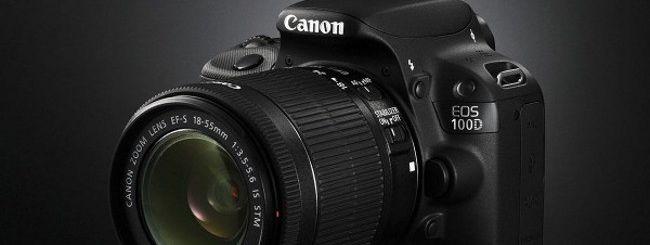 Canon EOS 100D e 700D, dettagli e primi sample