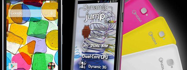NGM rinnova la serie Dynamic con 5 nuovi prodotti
