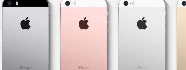 Batterie: iPhone SE batte iPhone 6S e Galaxy S7
