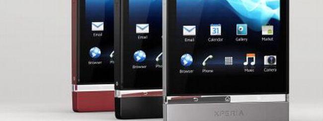 MWC 2012: Sony Xperia S, P e U