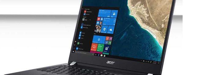 I nuovi Acer avranno la GeForce GTX 1650