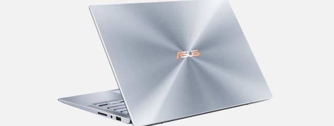 ASUS ZenBook 14, ZenBook S13 e StudioBook S