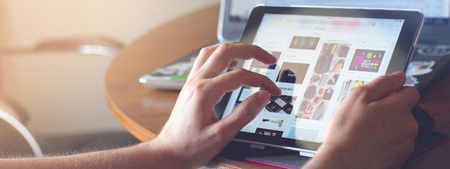 Istat, il 74,7% delle famiglie ha la banda larga