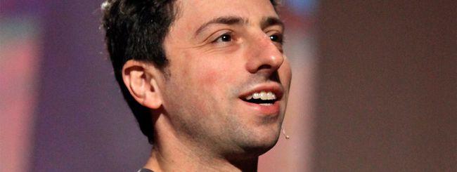Alphabet: Sergey Brin a sostegno di Verily