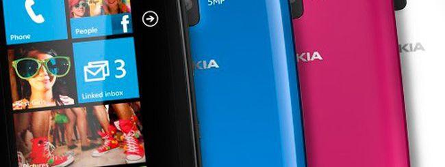 Nokia Lumia 610 senza Skype, Angry Birds e PES