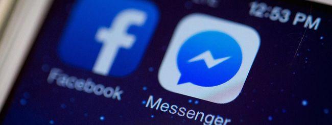 Facebook vorrebbe Messenger di default su iOS