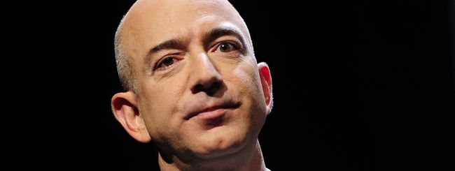 Jeff Bezos vende Amazon per finanziare Blue Origin