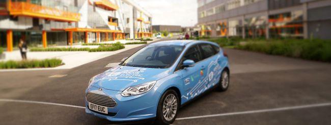 Ford, la Smart Mobility nascerà a Londra