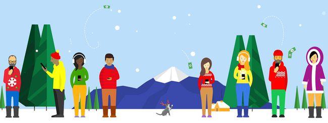 Google Wallet: invio e richieste di denaro dal Web