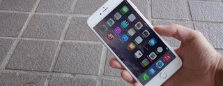 iPhone 6, drop test