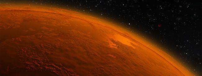 Elon Musk lancia la corsa alla conquista di Marte