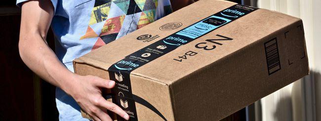 Seller Flex, Amazon testa un servizio di consegna