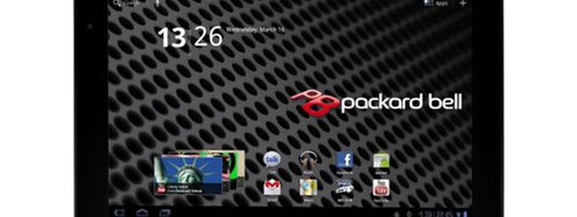 Liberty Tab: il tablet Android di Packard Bell