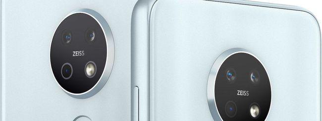IFA 2019: Nokia 6.2 e 7.2, tre fotocamere posteriori