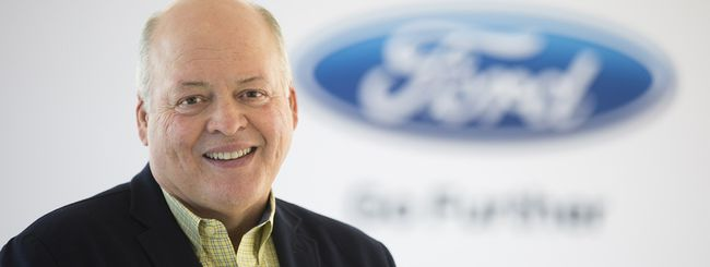 Ufficiale: Jim Hackett è il nuovo CEO di Ford