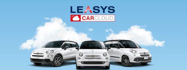 Leasys CarCloud, l'auto si prende in abbonamento