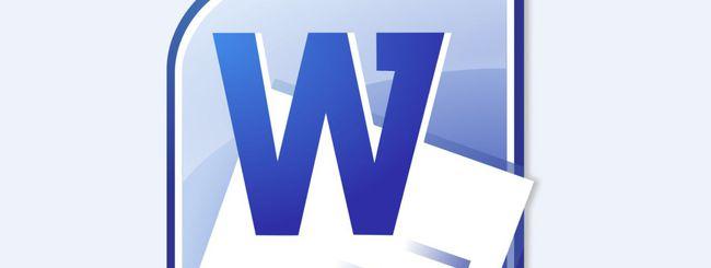 Microsoft rilascia un fix temporaneo per Word