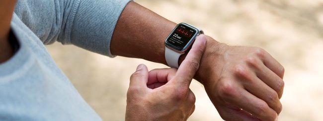 Apple Watch: arriva l'ECG, ma solo in pochi Paesi